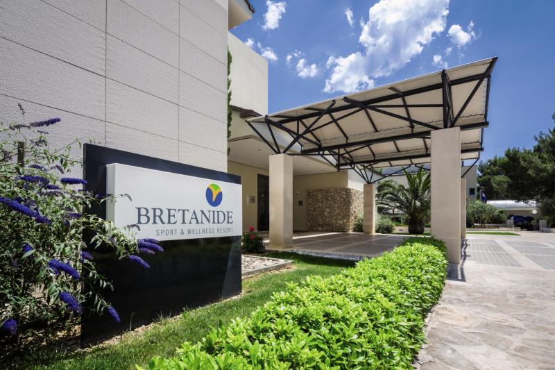 BRETANIDE Sport & Wellness Resort Außenaufnahme