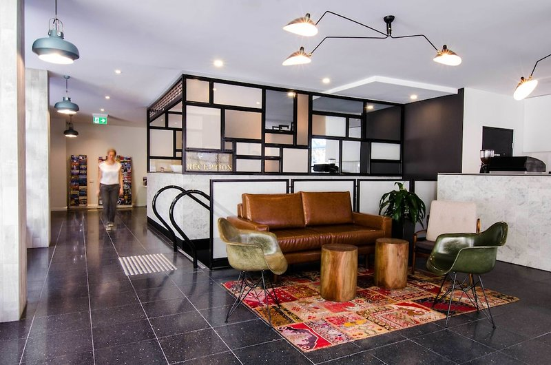 ibis budget Sydney East Lounge/Empfang