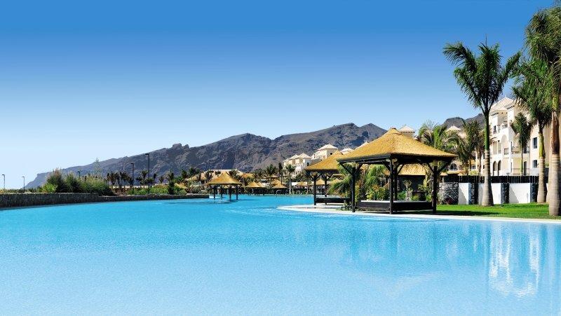 Gran Melia Palacio de Isora Pool