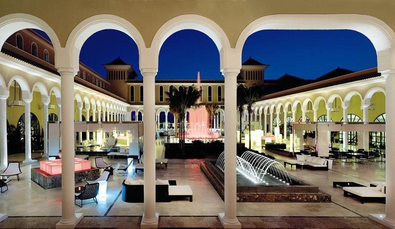 Gran Melia Palacio de Isora Terrasse