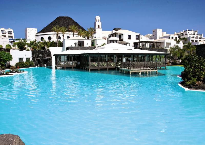 THe Volcan Lanzarote Pool