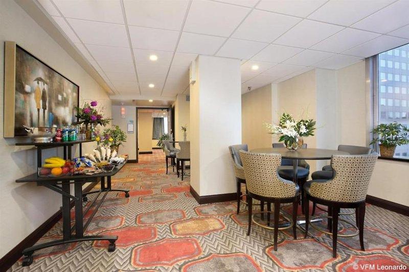 Holiday Inn Express Denver Downtown Lounge/Empfang