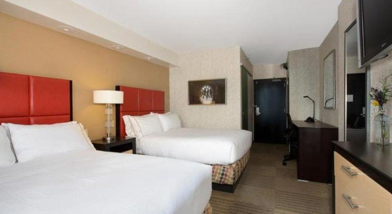 Holiday Inn Express Denver Downtown Wohnbeispiel