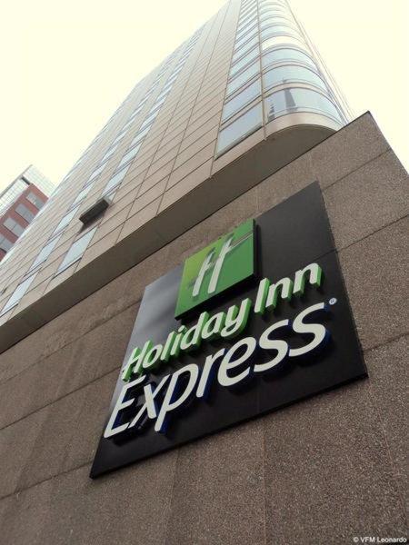 Holiday Inn Express Denver Downtown Außenaufnahme