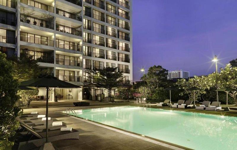 Bangna Pride Hotel & Residence Pool