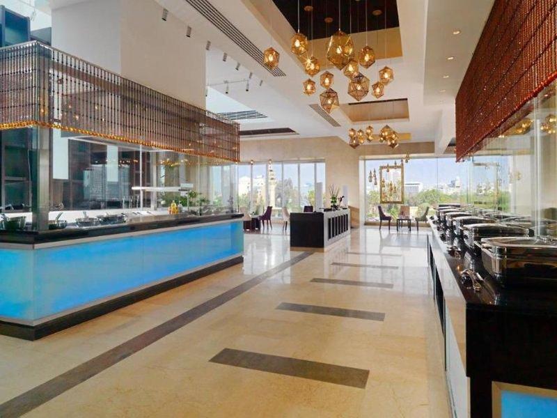 Sheraton Kairo Casino & Towers Lounge/Empfang