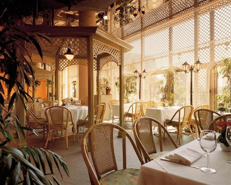 Sheraton Kairo Casino & Towers Restaurant