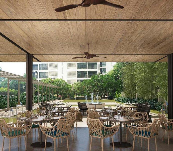 Bangna Pride Hotel & Residence Restaurant
