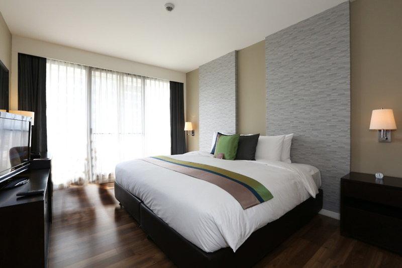 Bangna Pride Hotel & Residence Wohnbeispiel