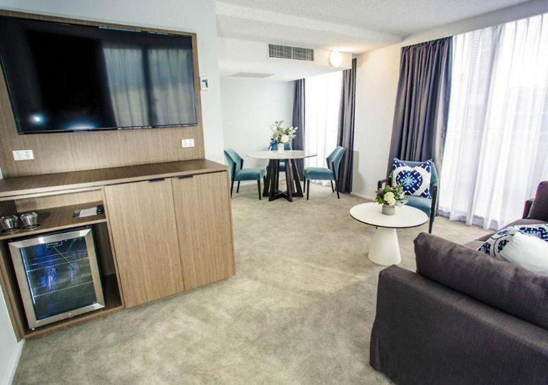 Pacific Hotel Brisbane  Wohnbeispiel