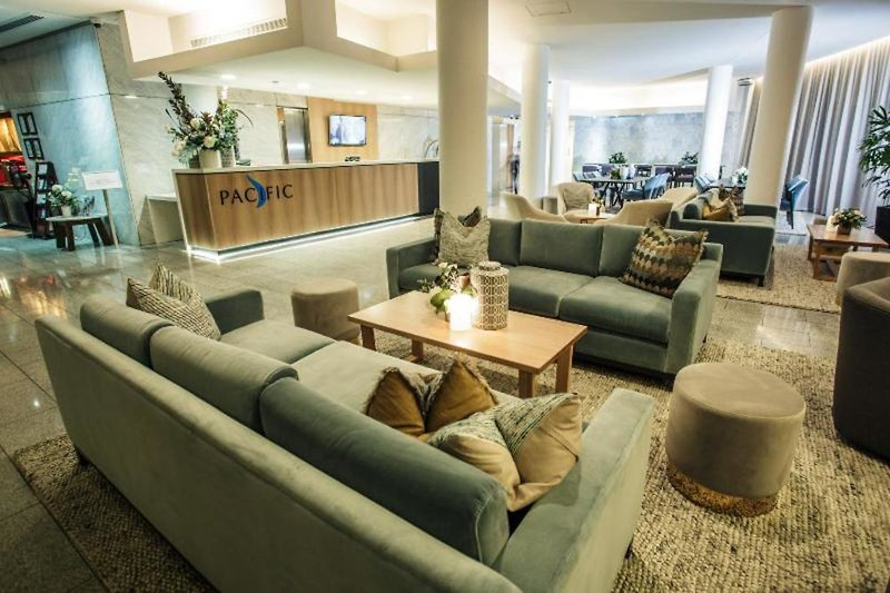 Pacific Hotel Brisbane  Lounge/Empfang