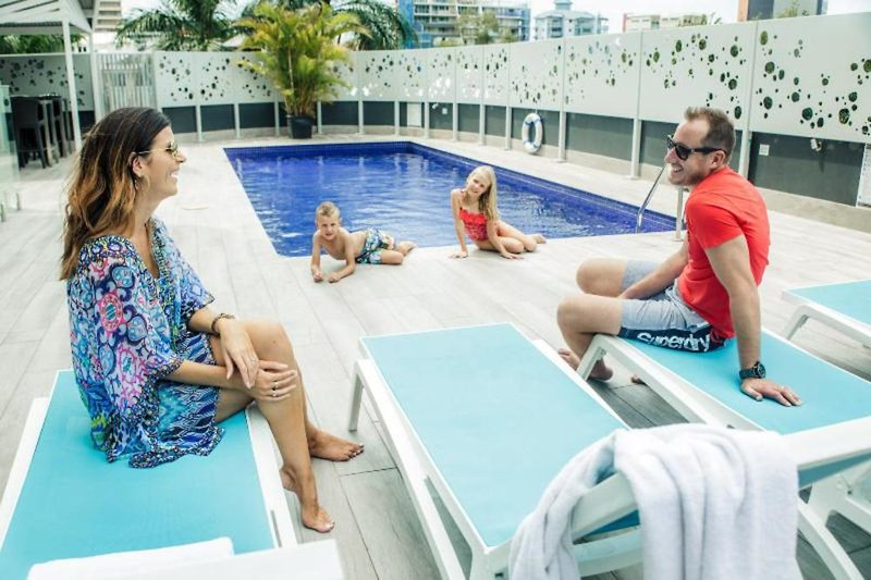 Pacific Hotel Brisbane  Pool