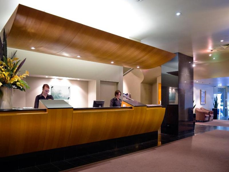 Grand Chancellor Melbourne Lounge/Empfang
