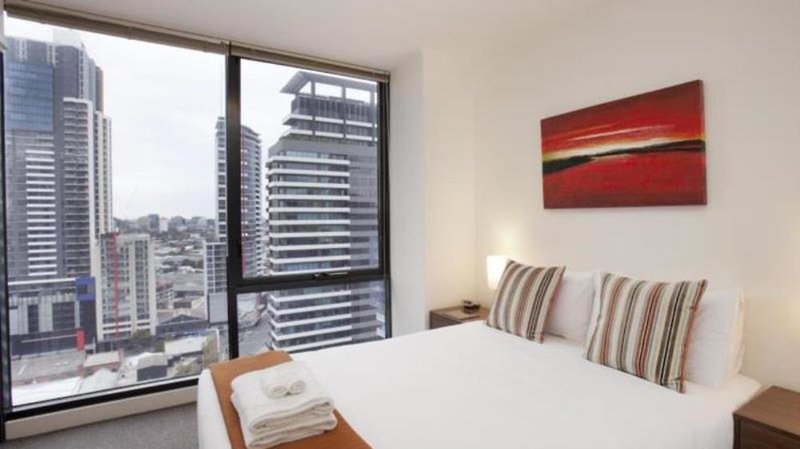 Melbourne Short Stay Apartments Whiteman Street Wohnbeispiel