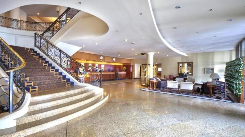 Stamford Plaza Sydney Airport Lounge/Empfang