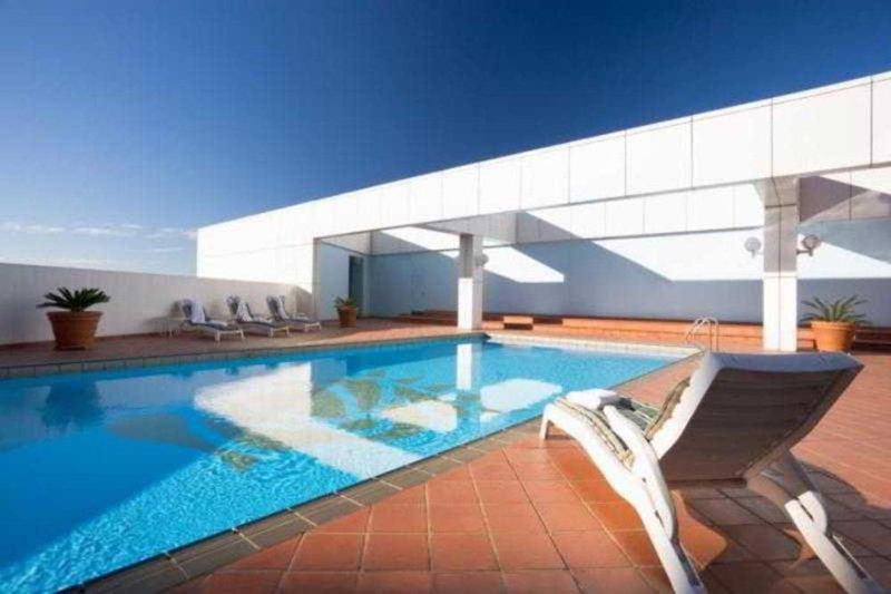Stamford Plaza Sydney Airport Pool