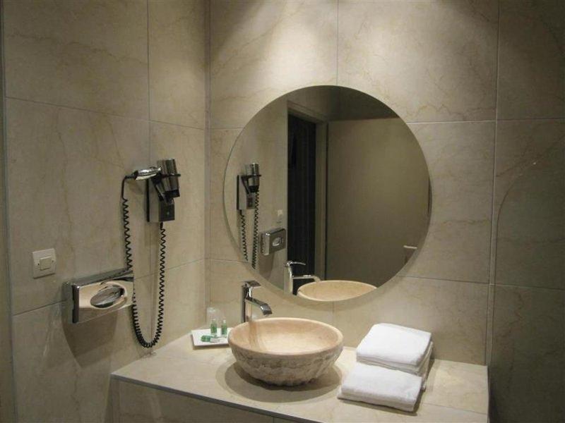Best Western Hotel Terminus Badezimmer