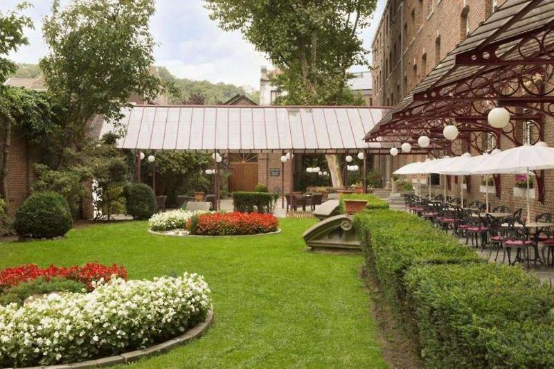 Ramada Plaza Liege City Centre Garten