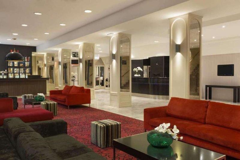 Ramada Plaza Liege City Centre Lounge/Empfang
