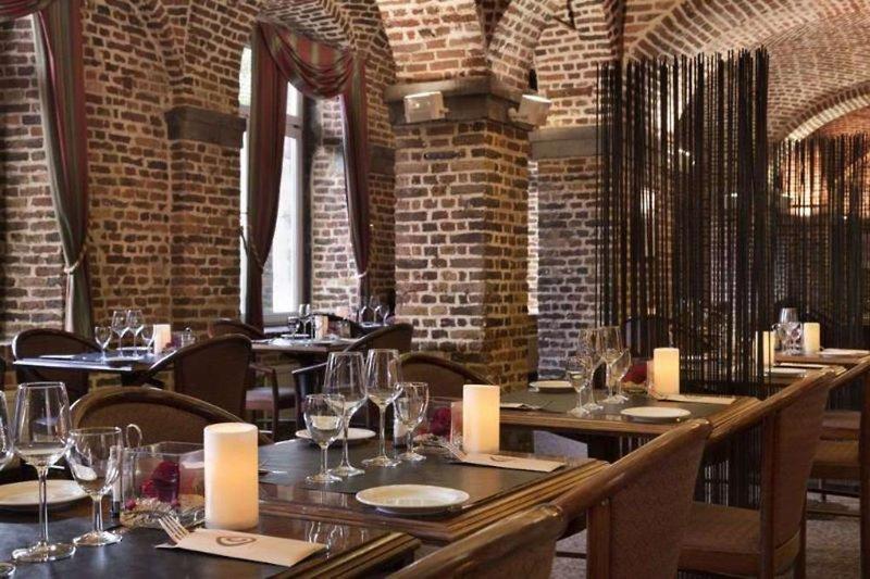 Ramada Plaza Liege City Centre Restaurant