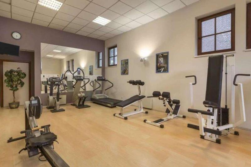 Ramada Plaza Liege City Centre Sport und Freizeit