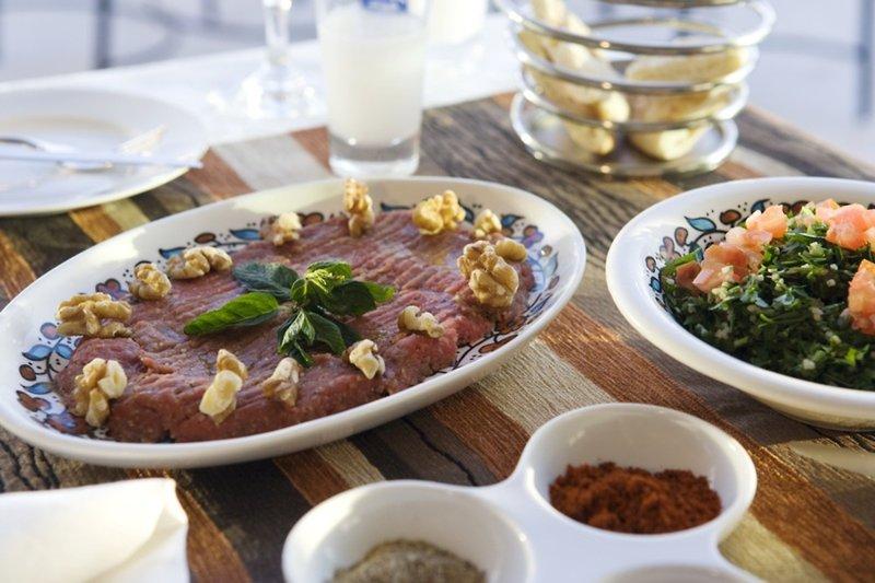 St.George Hotel Jerusalem Restaurant