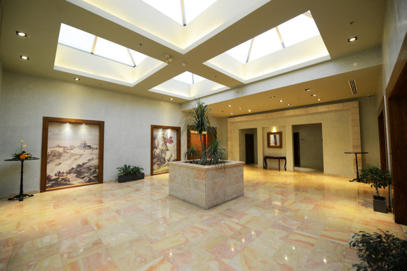 St.George Hotel Jerusalem Lounge/Empfang