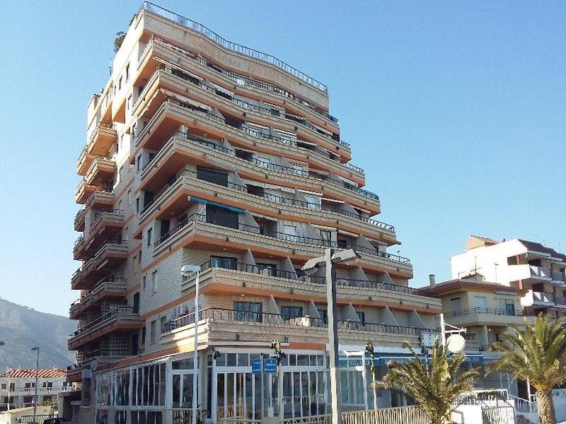Apartamentos Bernat Pie de Playa 3000 Außenaufnahme