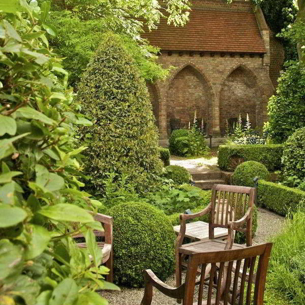 Jan Brito Garten