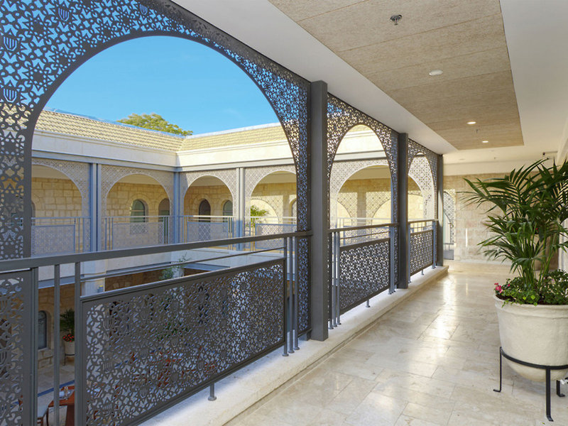 The Sephardic House Terrasse