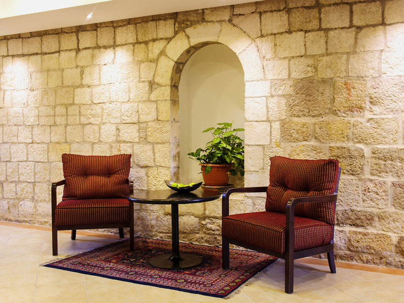 The Sephardic House Lounge/Empfang