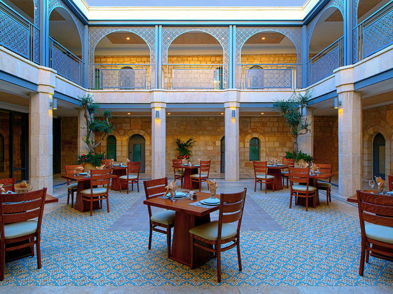 The Sephardic House Restaurant