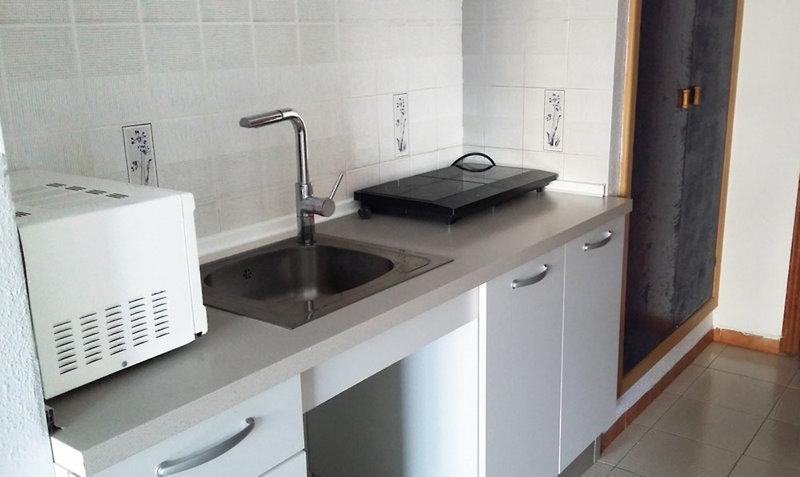 Apartamentos Bernat Pie de Playa 3000 Badezimmer