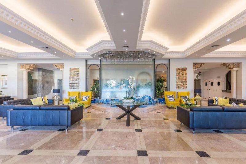 Luna Hotel da Oura Lounge/Empfang