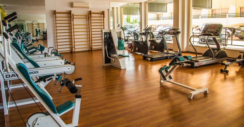 Luna Hotel da Oura Sport und Freizeit