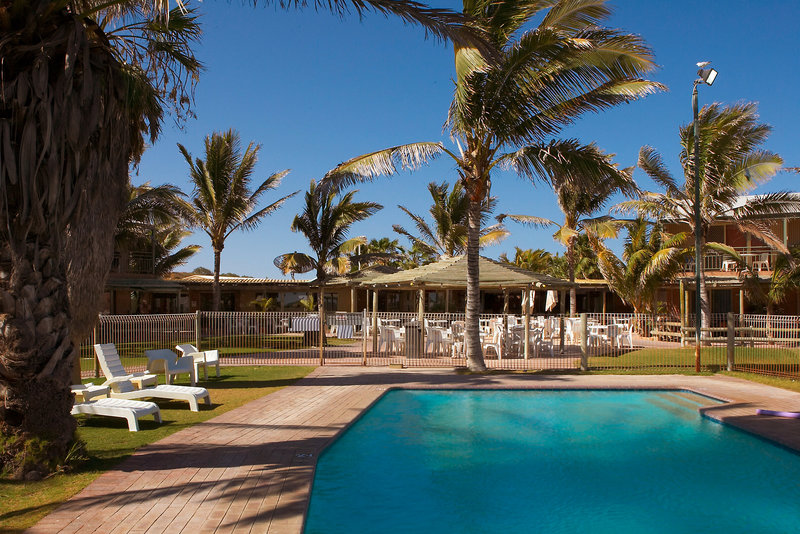 Ningaloo Reef Resort Pool