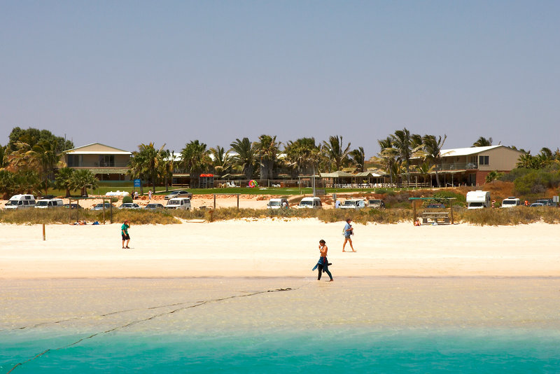 Ningaloo Reef Resort Strand