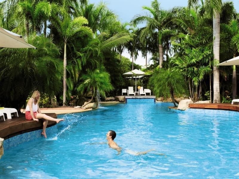 Mercure Darwin Airport Resort Pool