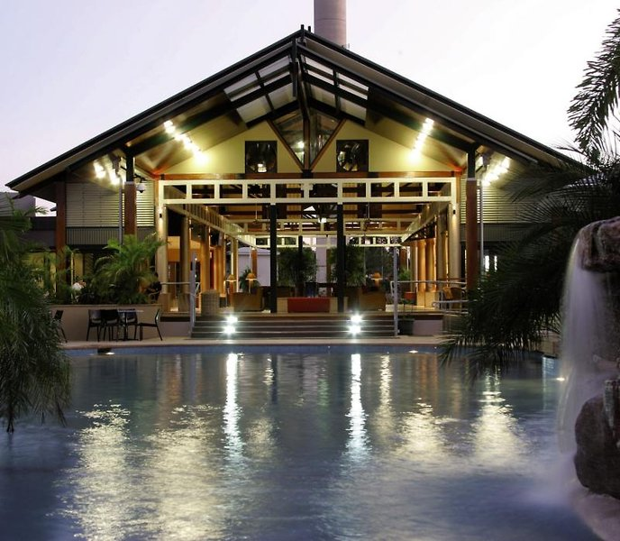 Mercure Darwin Airport Resort Außenaufnahme