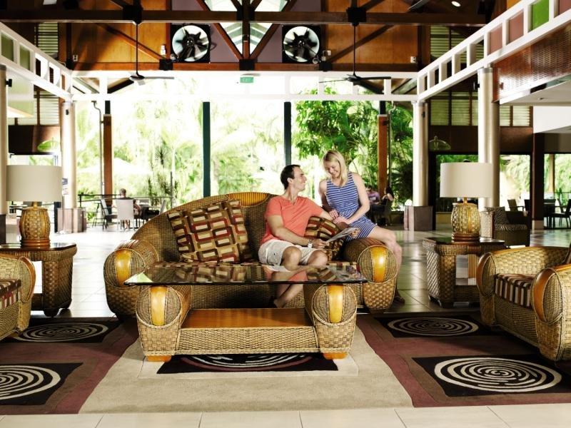 Mercure Darwin Airport Resort Lounge/Empfang