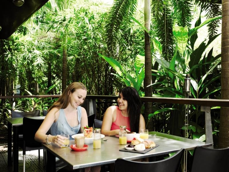 Mercure Darwin Airport Resort Terrasse