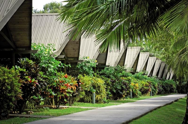 Hamilton Island Palm Bungalows Außenaufnahme