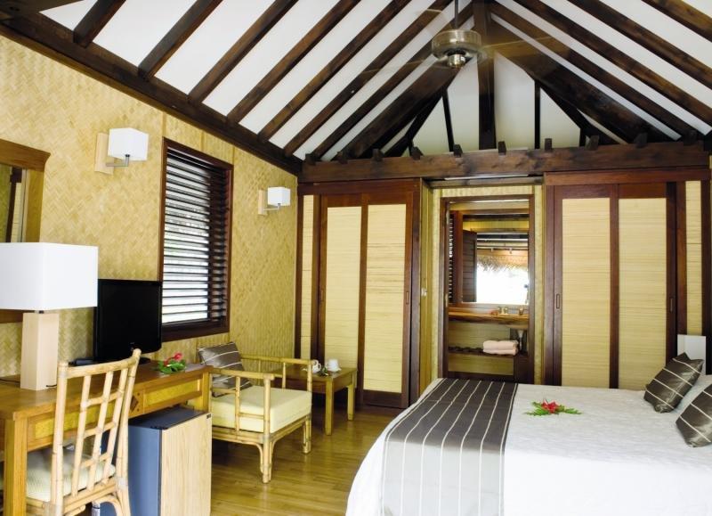 Le Maitai Rangiroa Resort Wohnbeispiel