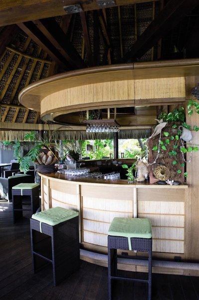 Le Maitai Rangiroa Resort Bar