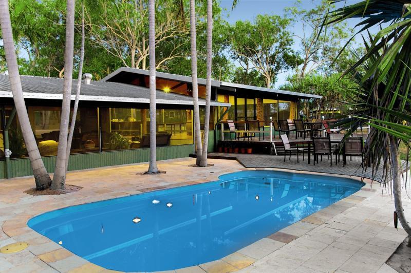 Davidson´s Arnhemland Safaris Pool