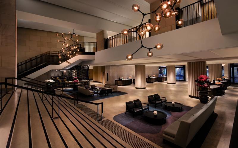 Hyatt Regency Sydney Lounge/Empfang