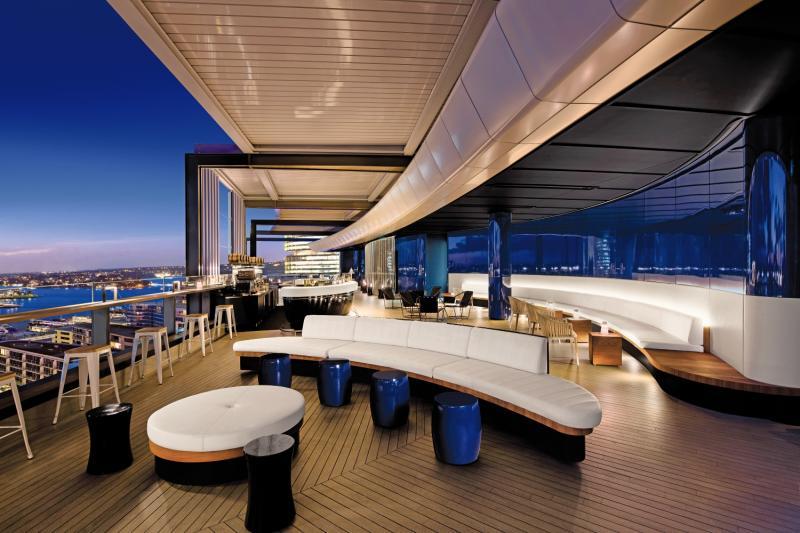Hyatt Regency Sydney Bar