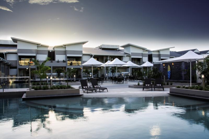 Lagoons 1770 Resort & Spa Pool