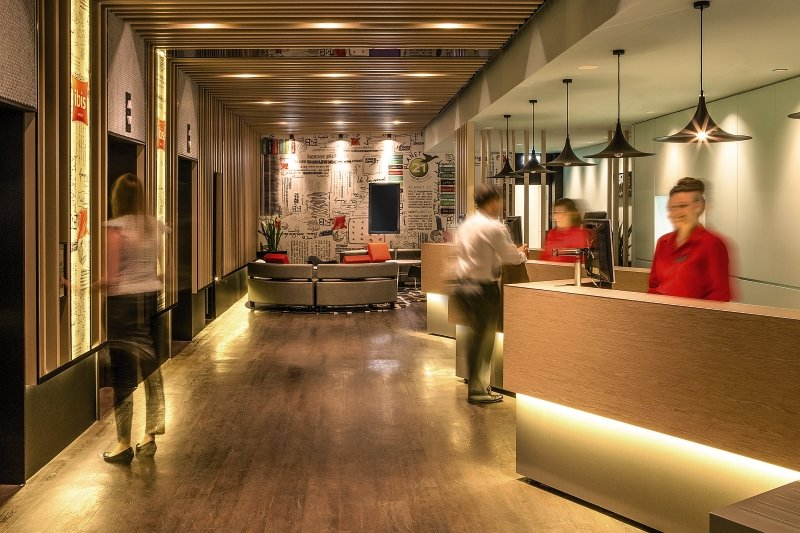 ibis Melbourne Lounge/Empfang