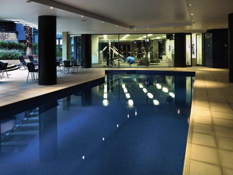 Adina Apartment Hotel Sydney Darling Harbour Hallenbad